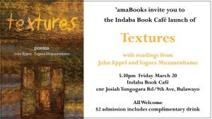 Textures Indaba Invite